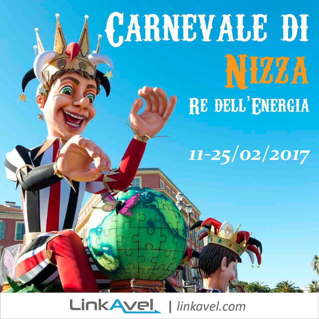 Carnevale a Nizza, Febbraio 2017 in Costa Azzurra