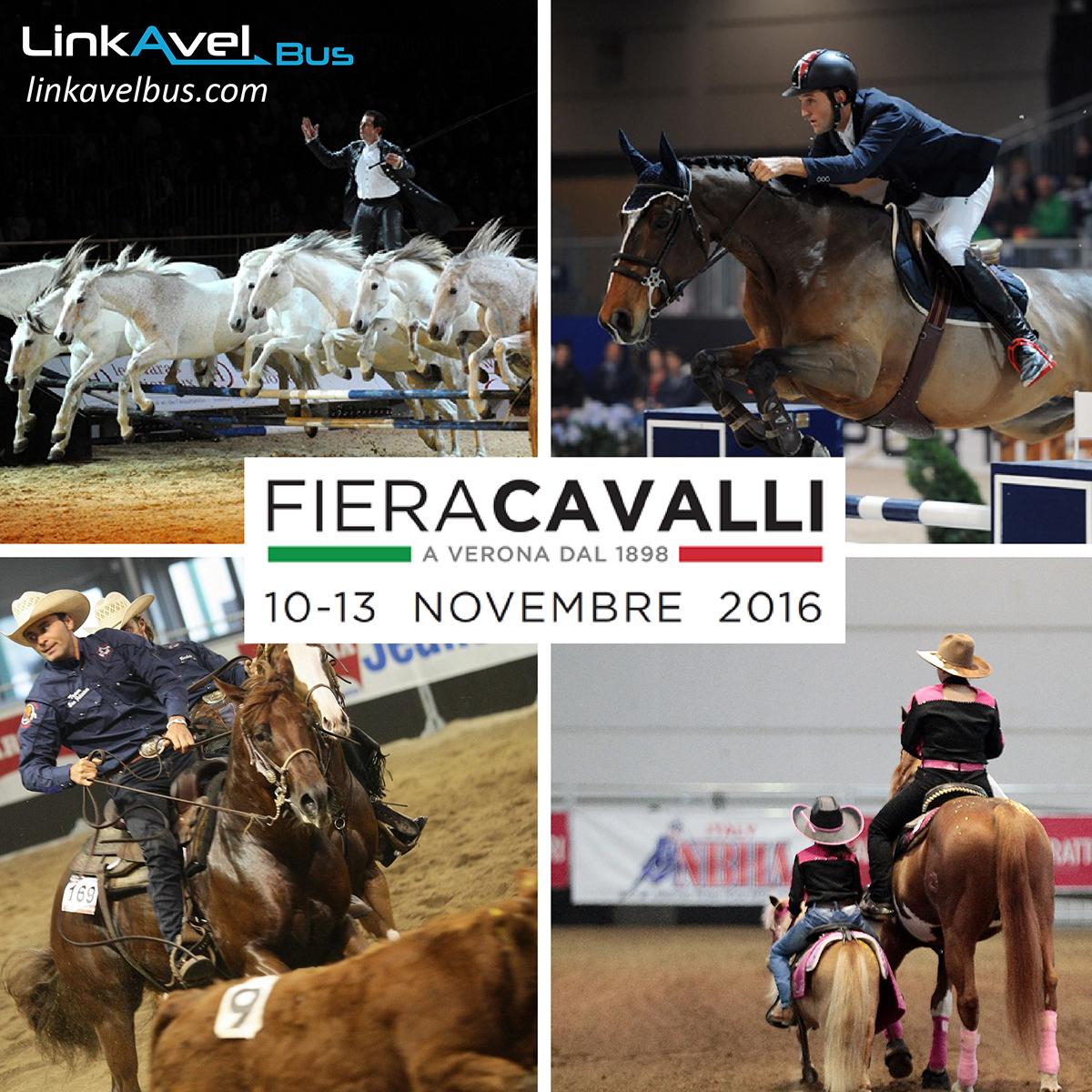 Fiera Cavalli Verona 2016 | 10-13 Novembre | LinkAvel
