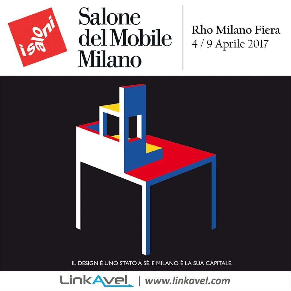 Salone del Mobile Milano, 4-9 Aprile 2017