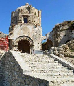 Amantea_castle