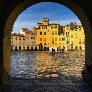 Lucca Antico Foro Romano