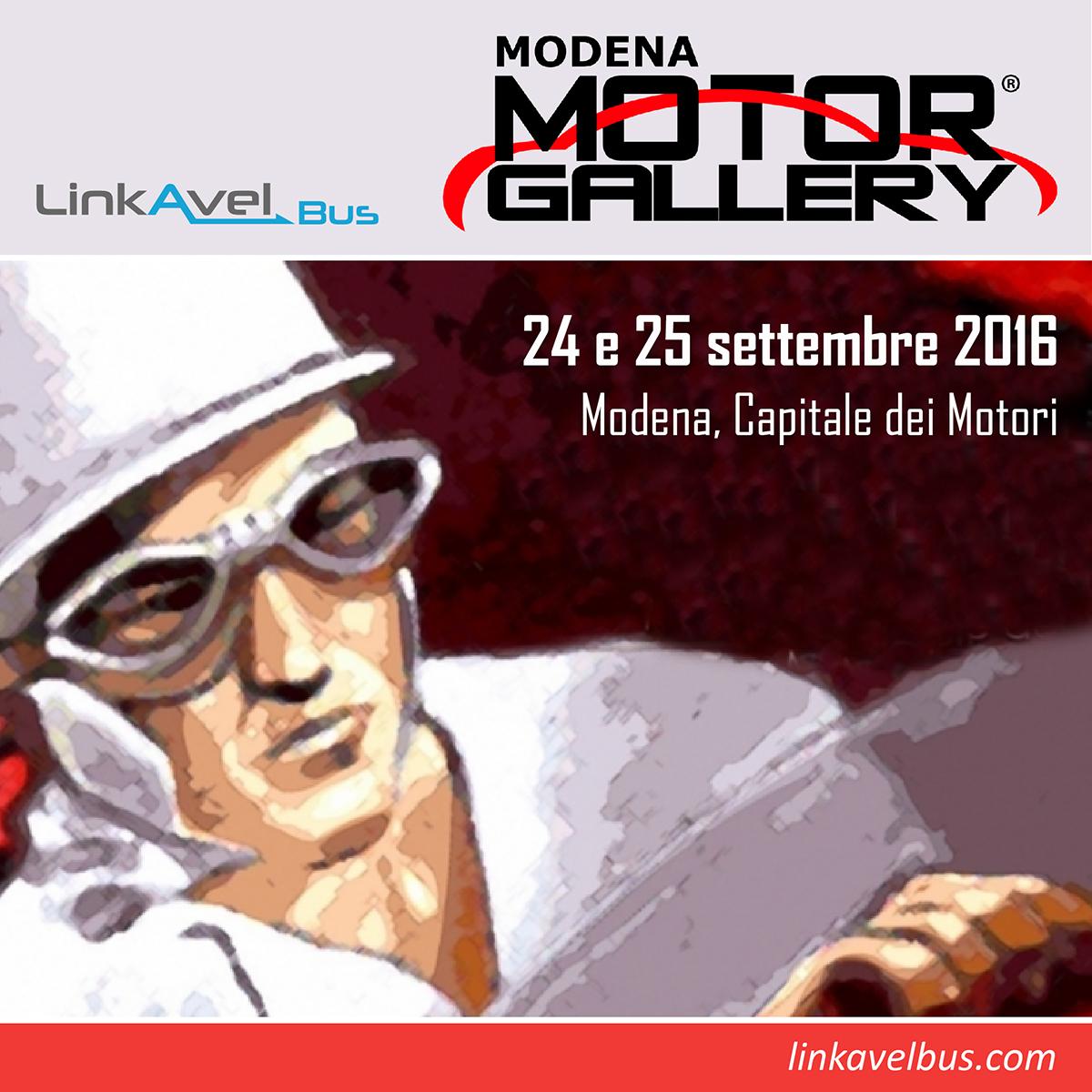 Post Modena Motor Gallery 24 e 25 settembre 2016