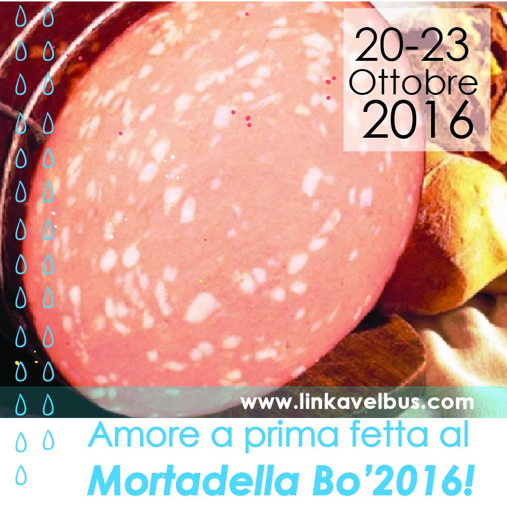 Mortadella BO' | Festa della Mortadella 2016 | Bologna
