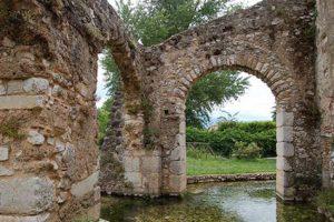Sala Consilina, Campania, Italy. Longobard's Castle