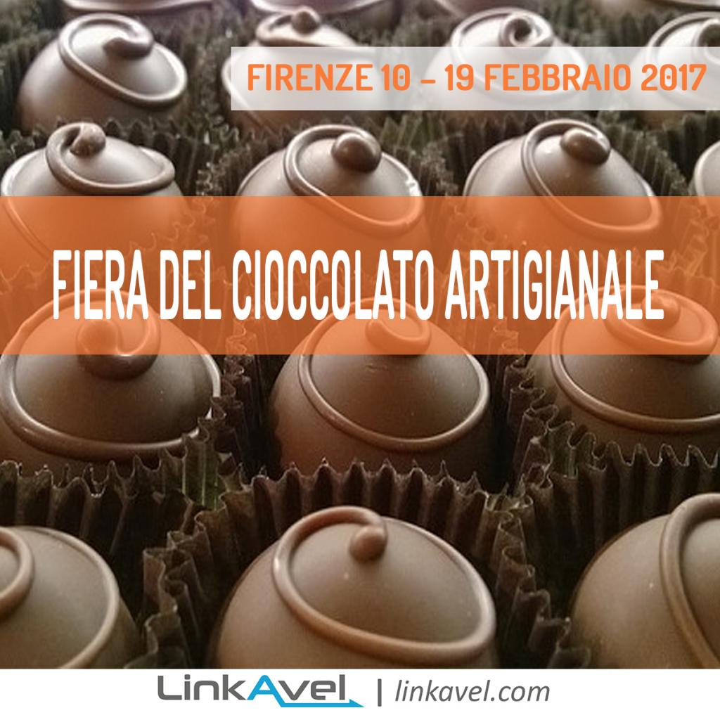 Fiera del Cioccolato   10-19 Febbraio 2017   Firenze
