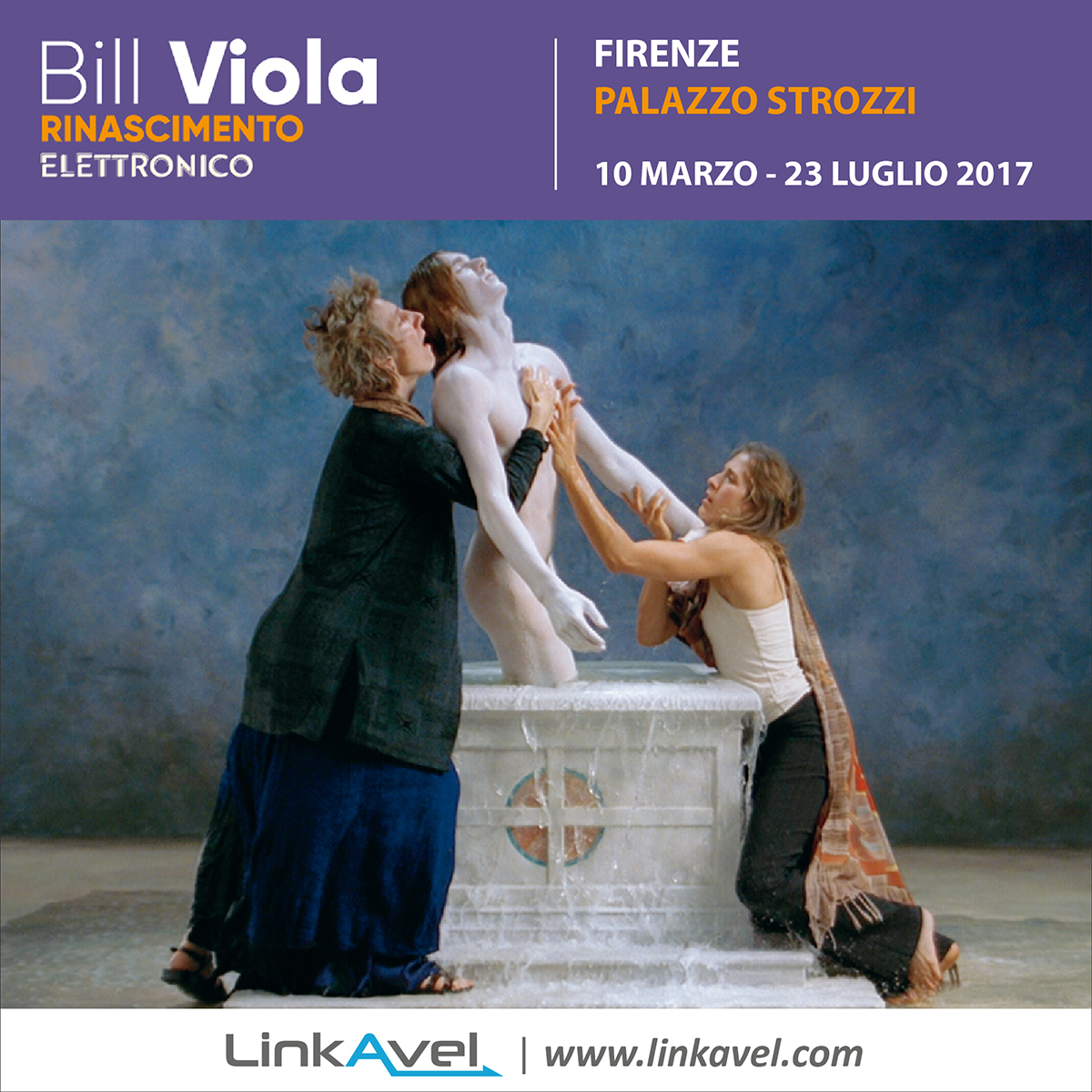 Mostra Bill Viola a Palazzo Strozzi, Firenze