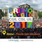 Concerto Primo Maggio 2017 Roma