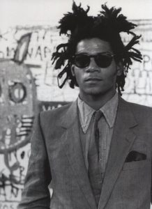 Exhibition Basquiat, Rome 2017