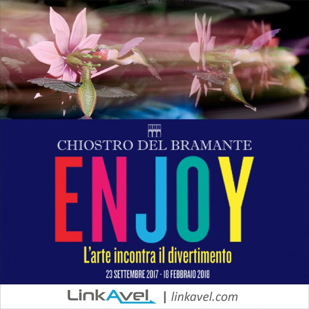 Mostra Enjoy, Chiostro del Bramante