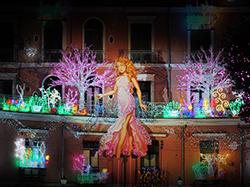 Luminarie 2017-2018, Luci d'Artista di Salerno