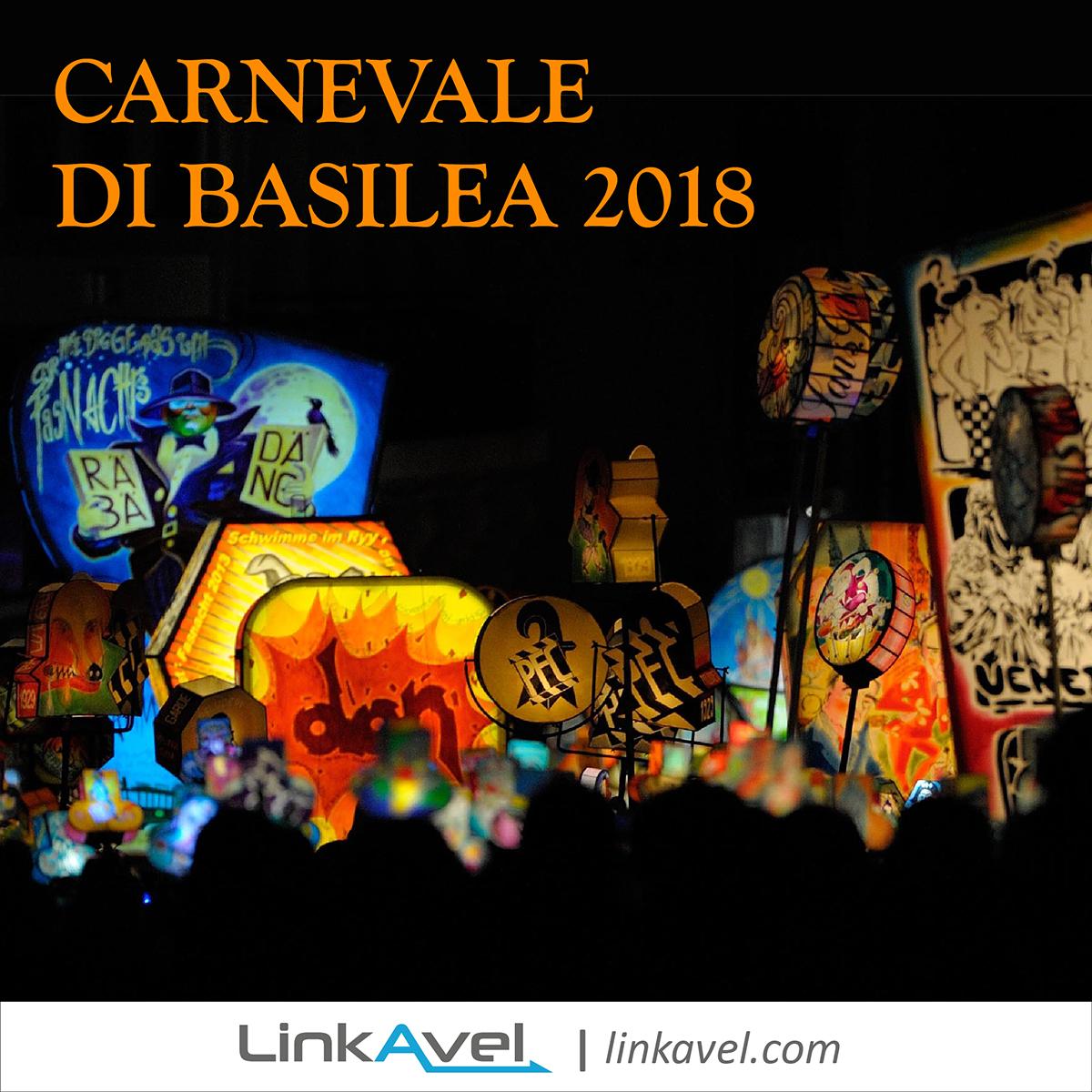 Carnevale di Basilea 2018