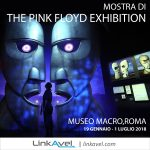 Mostra Pink Floyd, Roma 2018
