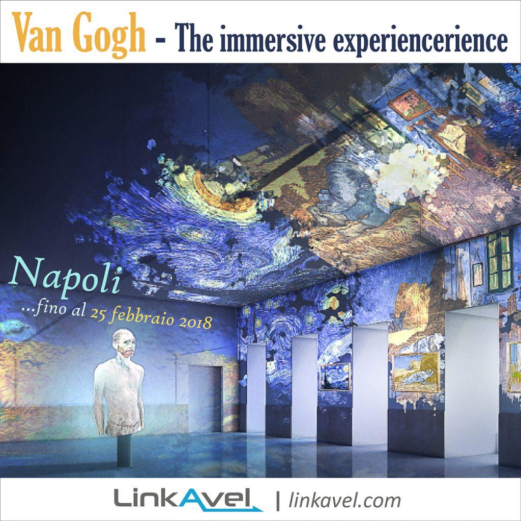 Mostra Van Gogh a Napoli 2018