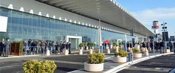 Arrivare all'Aeroporto Fiumicino in bus