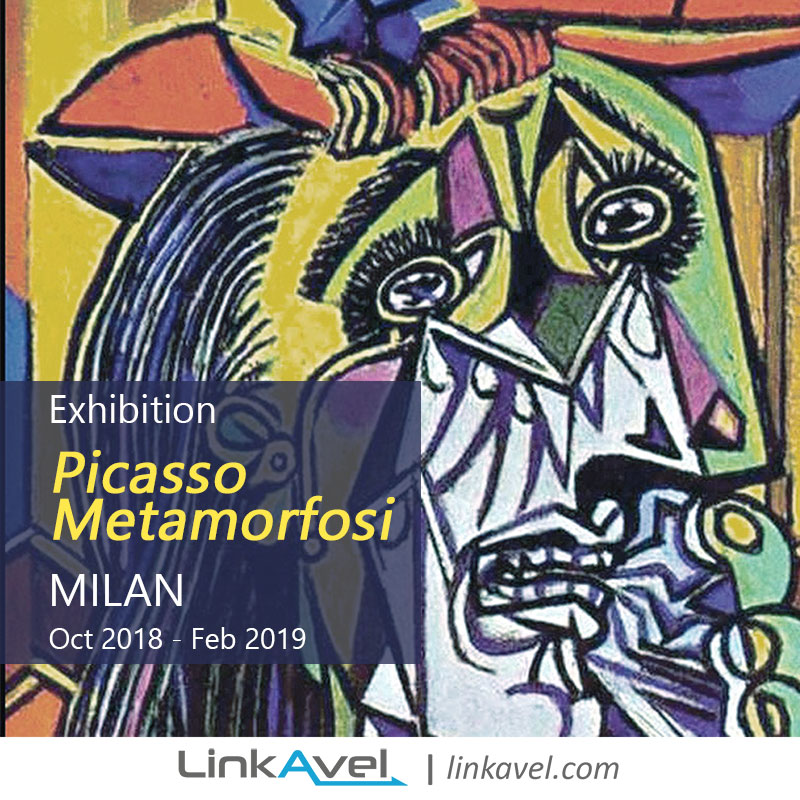 Exhibition Picasso Milan 2018