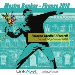 Mostra Banksy a Firenze 2018 linkavel