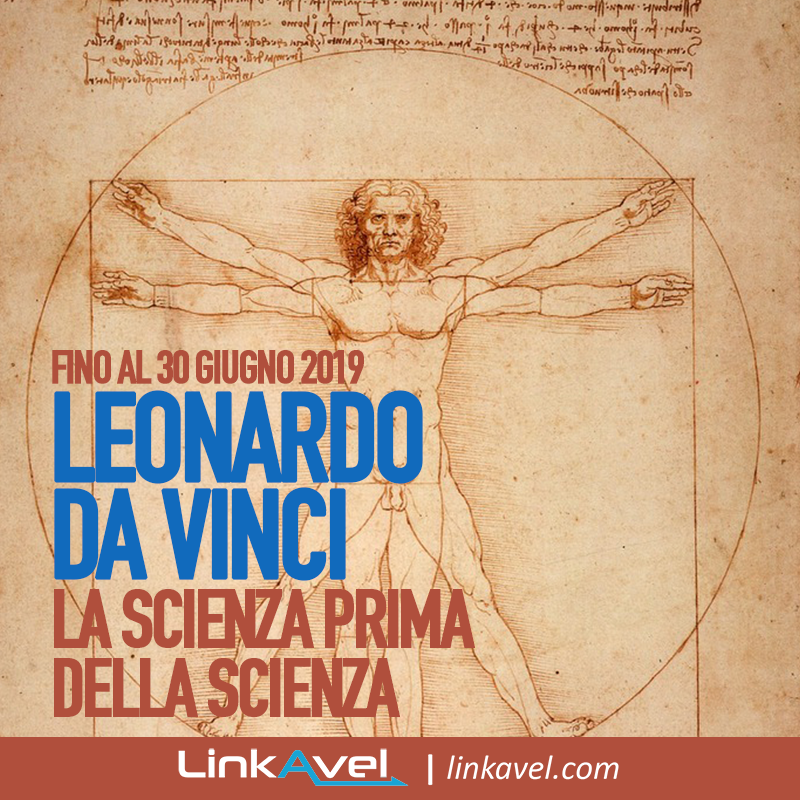 Mostra Leonardo da Vinci Roma 2019