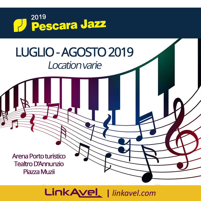 Festival Pescara Jazz 2019