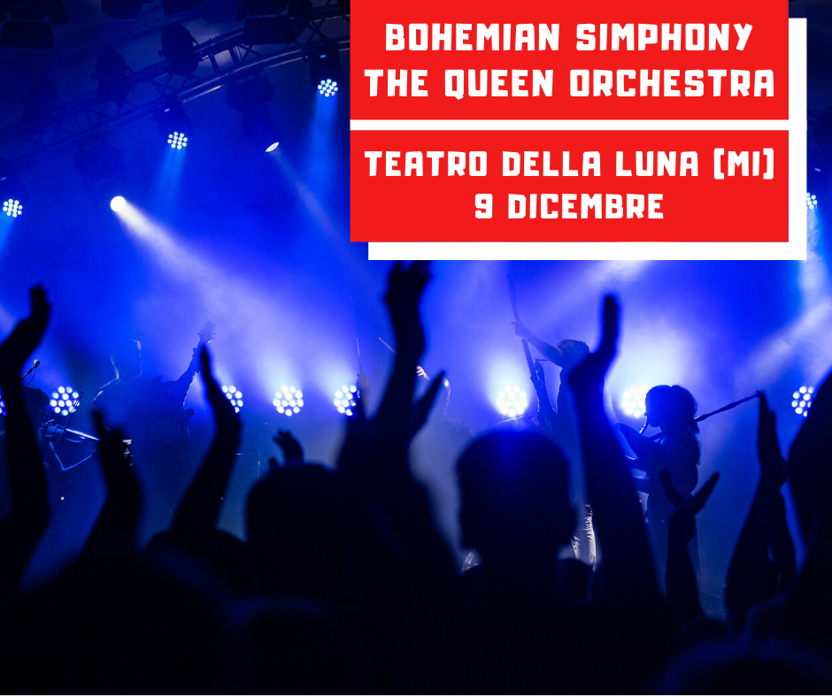 Bohemian Simphony The Queen Orchestra
